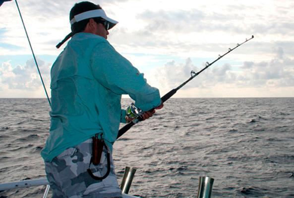 Pesca en Cancún en Cancún