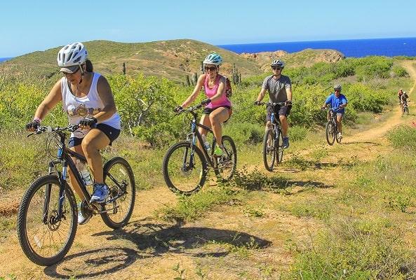 Tour en Bicicleta de Montaña por el Desierto de la Baja