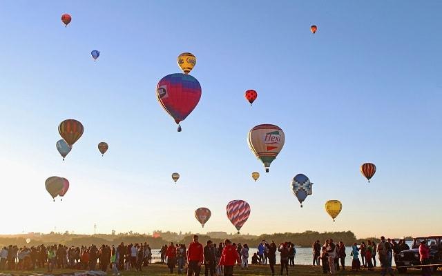 Tour Festival Internacional del Globo León, conocerás uno de los festivales más importantes de globos en el mundo