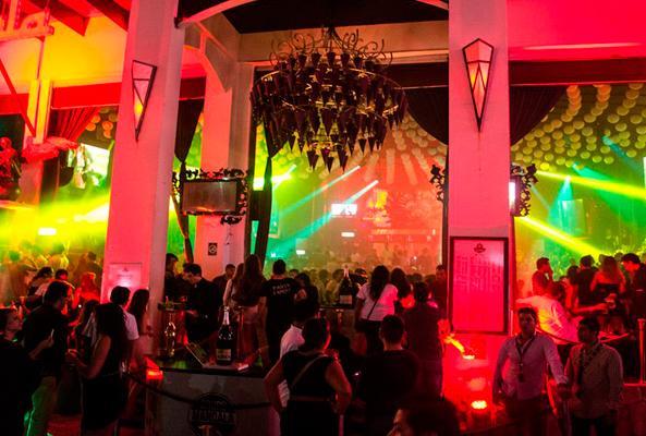 Promoción para mexicanos Barra libre Mandala Cancún