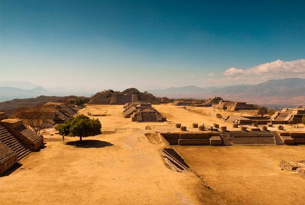 Tour Monte Albán recomendado