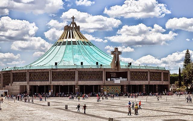 Algunos tours ofrecen vista panorámica de la Basílica