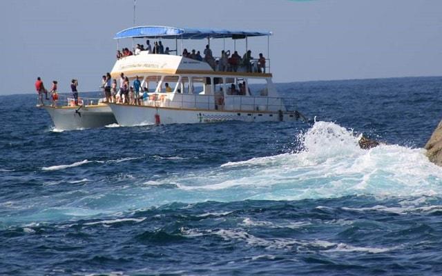Tour por 7 Bahías de Huatulco, conoce 7 de las 9 bahías que posee Huatulco