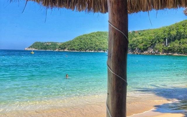 Tour por 7 Bahías de Huatulco, relájate en las mejores playas de Huatulco