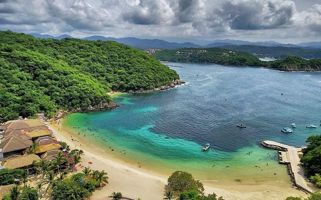 Tour por 7 Bahías de Huatulco, explora la costa de Oaxaca
