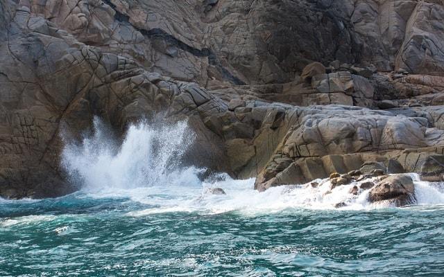 Tour por Bahías de Huatulco en Lancha, recorre las bahías de Huatulco