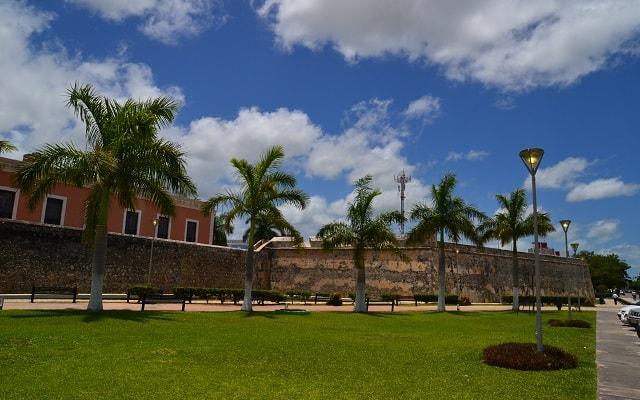 Tour por Campeche Centro Histórico, Baluarte de la Soledad
