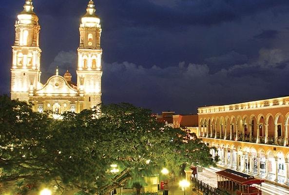 Tour Tour por Campeche Centro Histórico recomendado