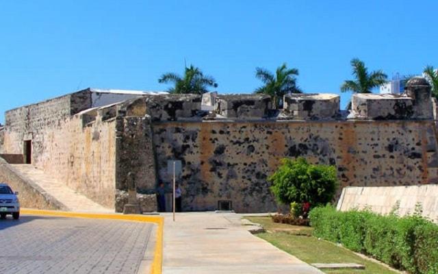 Tour por Campeche Centro Histórico, conocerás el museo del Fuerte de San Miguel