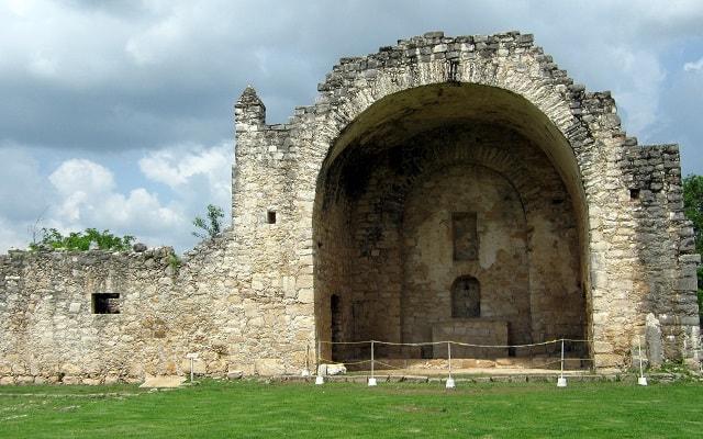 Tour por Dzibilchaltún, Puerto Progreso y Dzityá Yucatán, capilla abierta