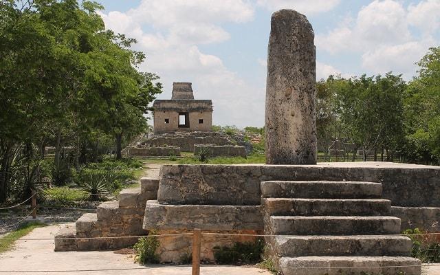 Tour por Dzibilchaltún, Puerto Progreso y Dzityá Yucatán, templo de las 7 muñecas
