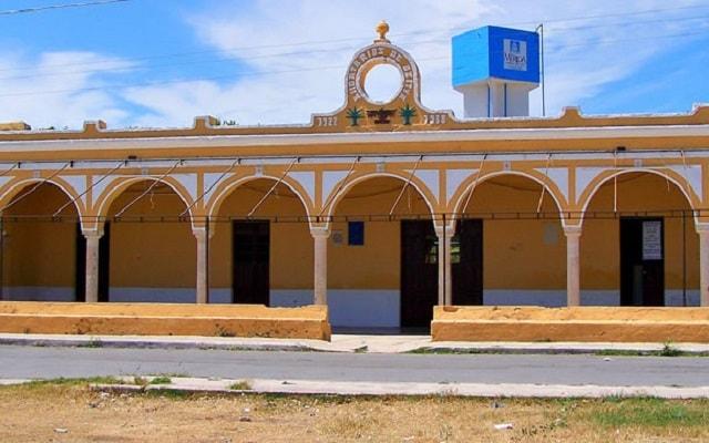 Tour por Dzibilchaltún, Puerto Progreso y Dzityá Yucatán , Dzityá