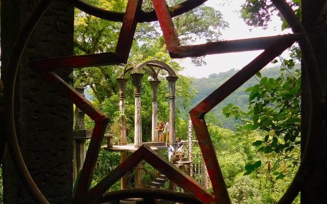 Tour Por El Jardin Surrealista Xilitla Y Sotano De Las Huahuas