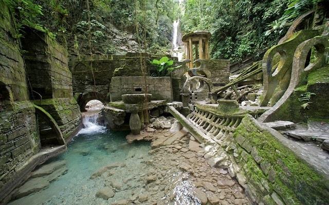 Tour por el Jardín Surrealista Xilitla y Sótano de las Huahuas, disfrutarás de toda la arquitectura