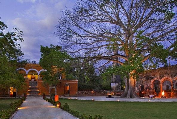 Tour Tour por Hacienda Uayamón y Edzná recomendado