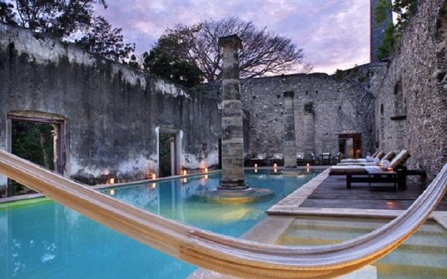 Tour por Hacienda Uayamón y Edzná, admira su bella arquitectura