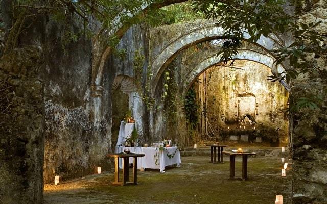 Tour por Hacienda Uayamón y Edzná, descubre más acerca de su historia