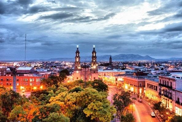 Tour por la Ciudad de Aguascalientes en Aguascalientes