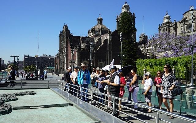 Tour por la Ciudad de México, Templo Mayor