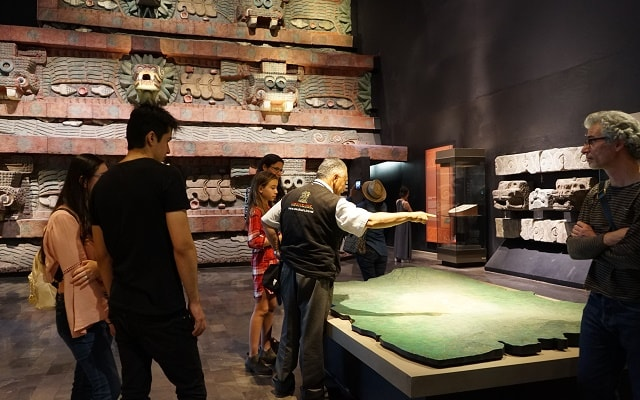 Tour por la Ciudad de México, museos