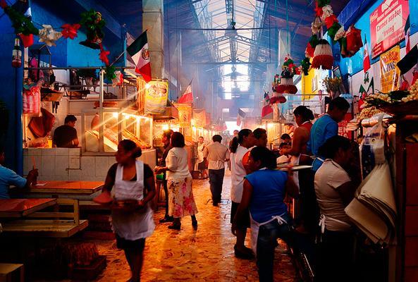 Mercados de Oaxaca Tour en Oaxaca
