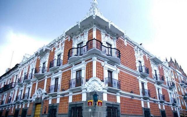 Tour por la Ciudad de Puebla, elegantes edificios coloniales