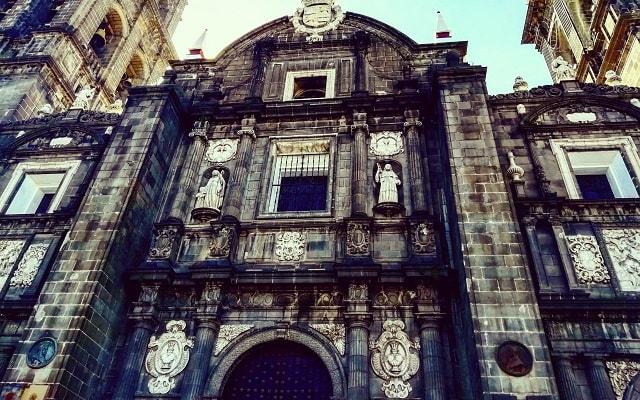 Tour por la Ciudad de Puebla, hermosas fachadas de talavera