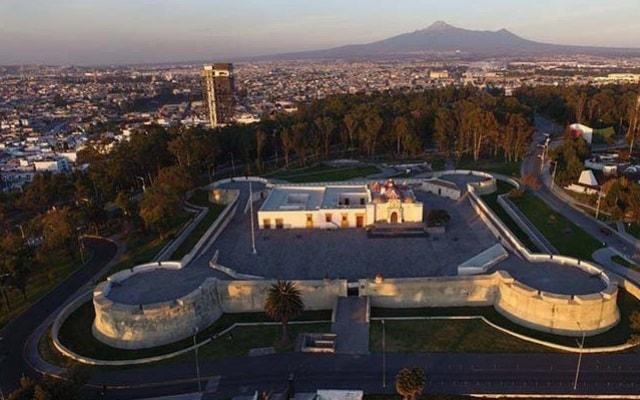 Tour por la Ciudad de Puebla, admirarás los Fuertes de Loreto y Guadalupe
