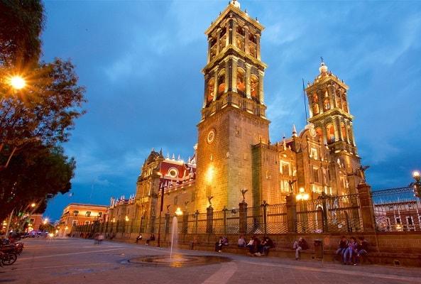 Tour por la Ciudad de Puebla
