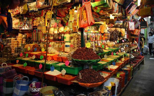Tour por la Ciudad de Oaxaca, conoce el famoso Mercado Benito Juárez