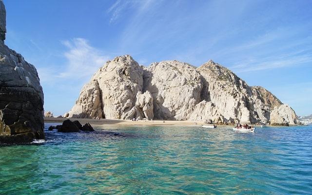 Tour por Los Cabos, Paseo en Catamarán y Cena, Playa del Amor