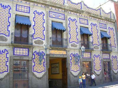 Arquitectura - Tour Puebla y Cholula con Almuerzo