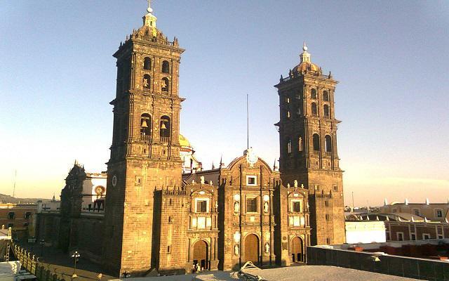 Recorre la Catedral de Puebla