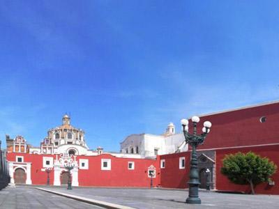 Ciudad - Tour Puebla y Cholula con Almuerzo