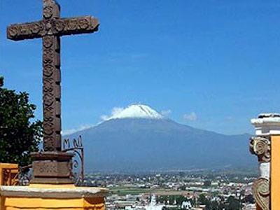 Vista de Puebla - Tour Puebla y Cholula con Almuerzo