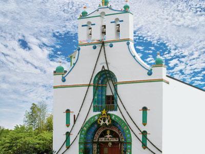 Iglesia de San Juan Chamula - Tour San Juan Chamula y Zinacantán