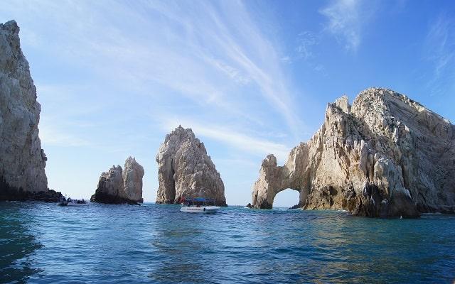 Tour Snorkel en Roca Pelícano Cabo San Lucas, lindo paseo en barco con fondo de cristal