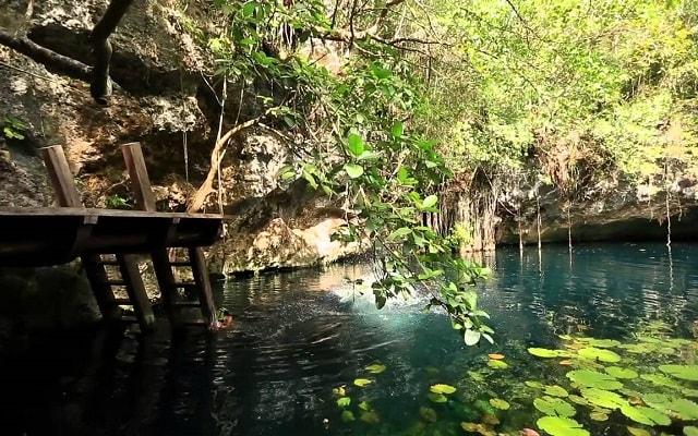 Tour Xenotes Oasis Maya, visitarás 4 grandiosos cenotes