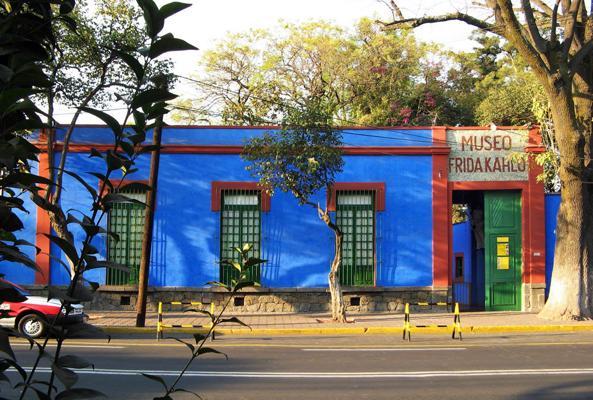 Museo Frida Kahlo & Xochimilco