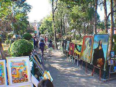Pinturas - Tour Xochimilco, Ciudad Universitaria y Coyoacan