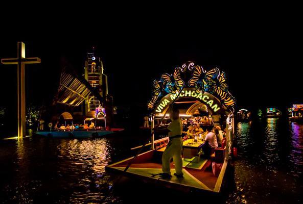 Tour Xoximilco Fiesta Mexicana recomendado