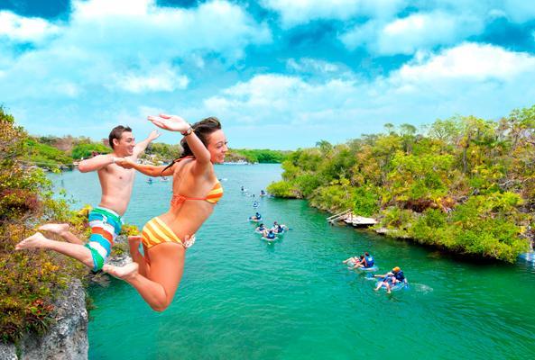 Tulum-Xel Há en Riviera Maya