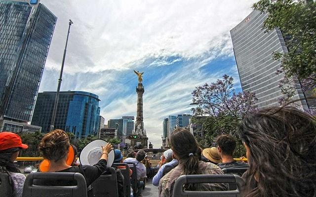 Turibus, en el circuito Centro Histórico podrás conocer el Ángel de la Independencia