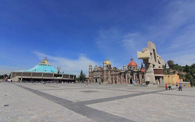 Turibus, en el Circuito Básilica podrás conocer el santuario religioso más importante de México