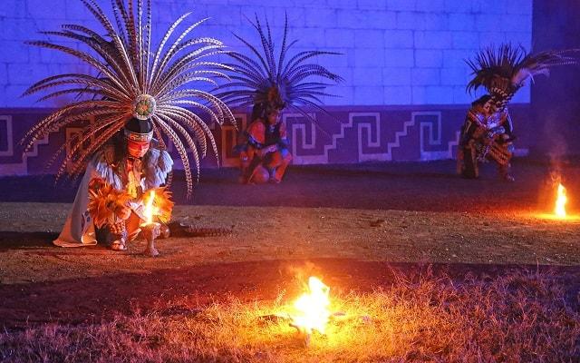 Turitour Teotihuacán de Noche, un legado de cultura e historia