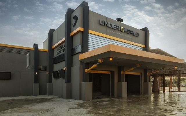 Ventura Park, en Underworld podrás demostrar tus habilidades en todos los juegos