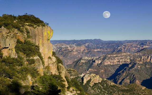 Viaje en Chepe de Chihuahua a los Mochis VIP, 5 Días, disfruta los hermosos paisajes que ofrece este circuito