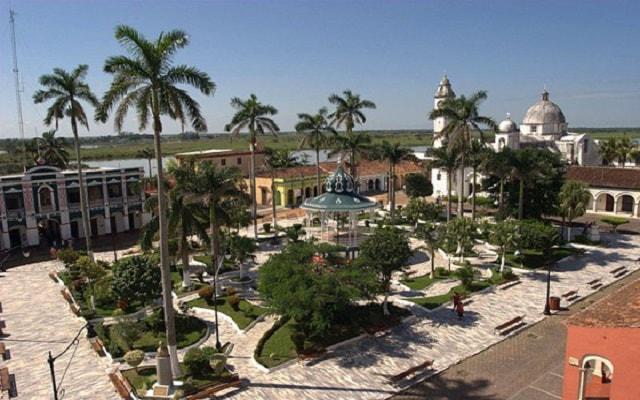 Viaje a Veracruz Centro Histórico 4 días, Centro de Tlacotalpan