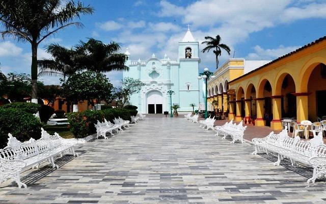 Viaje a Veracruz Cultural 3 días, Iglesia de La Candelaria