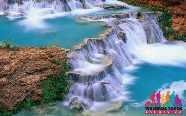 Cascadas de Agua Azul un lugar que no olvidarás al elegir el Circuito Lagos y Cascadas